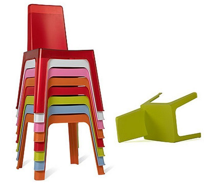 Mobel hispania mobiliario para oficinas bares - Mesa resina infantil ...