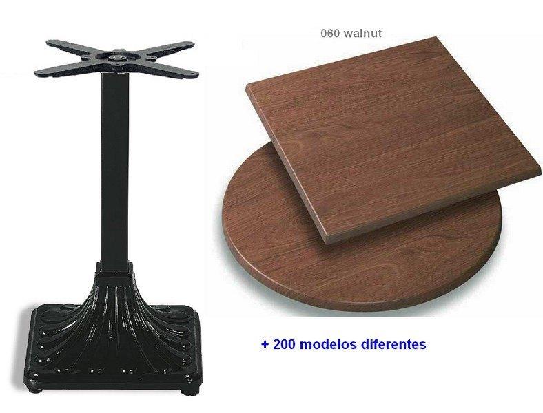 pies y bases de mesas para hosteleria y terrazas diseos