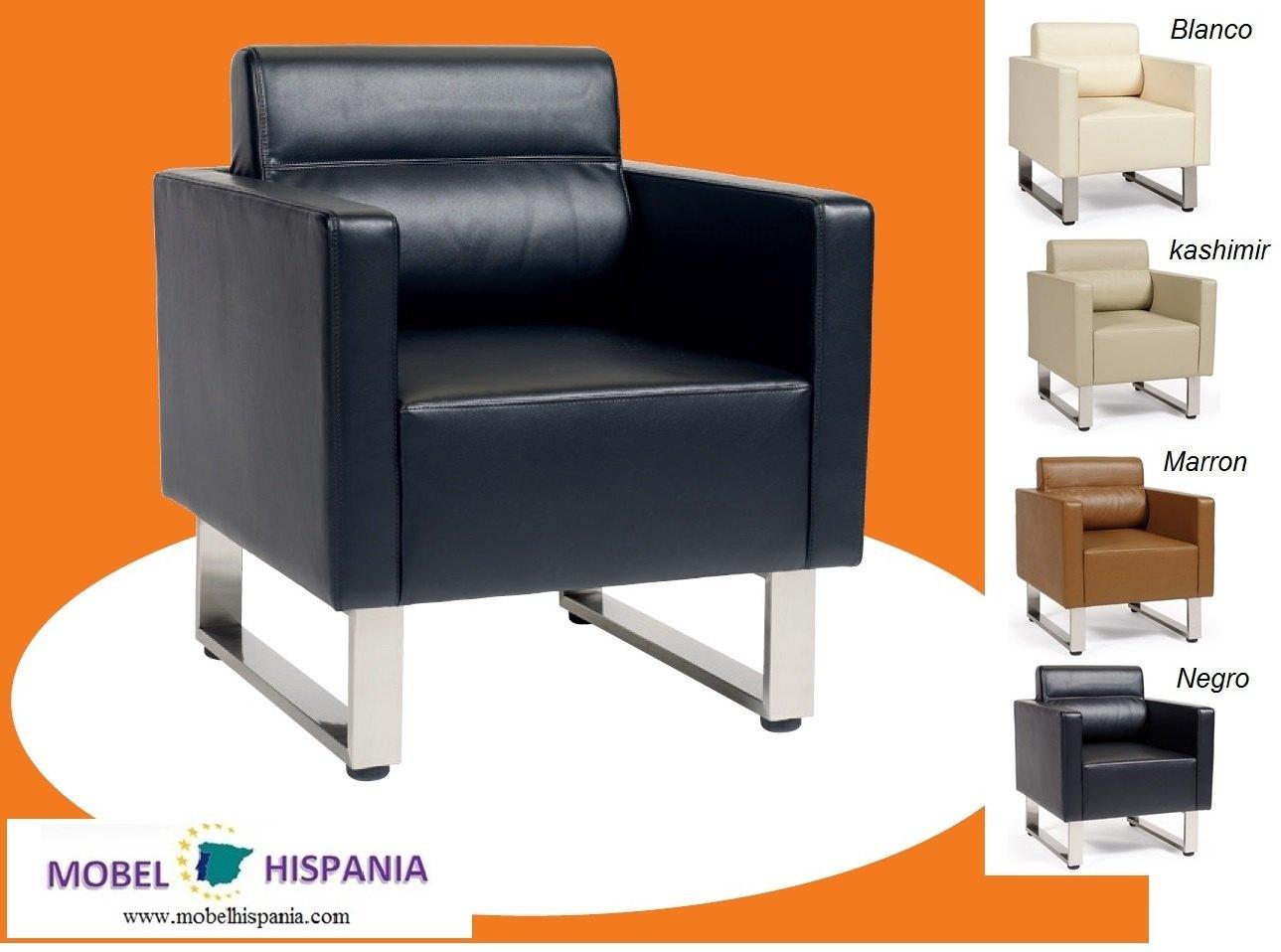 Mobel hispania mobiliario para oficinas bares for Butacas para oficina