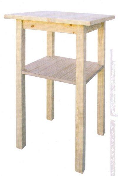 Mesas altas de madera hosteleria - Maderas hispania ...