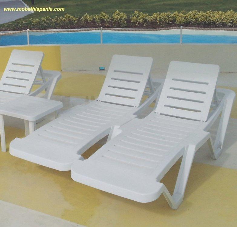 Mobiliario para piscinas indecasa muebles para jardin - Muebles de piscina ...