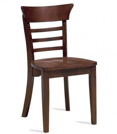 RB.5281 Silla madera cafe irlandes