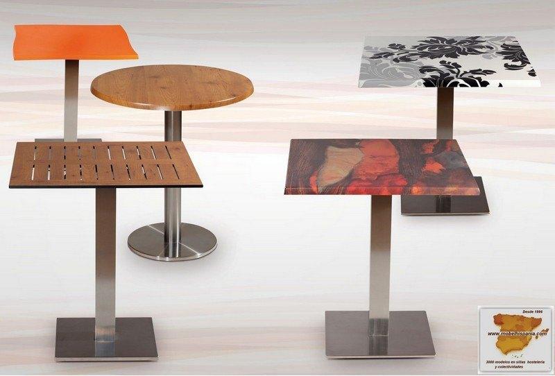 Mobel hispania mobiliario para oficinas bares - Mesa para terraza ...