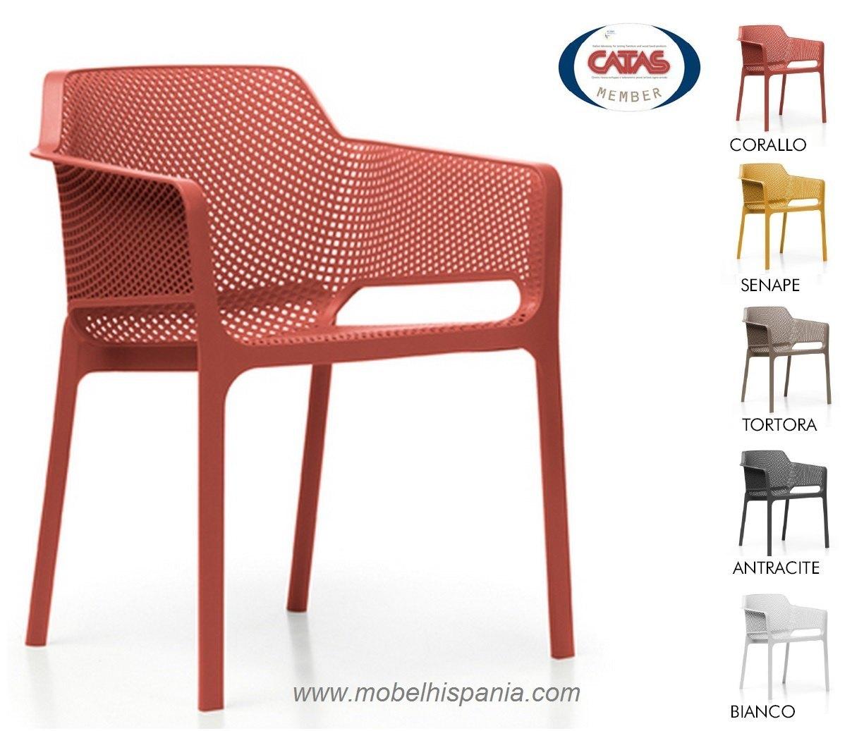 Mobel hispania mobiliario para oficinas bares for Mobiliario exterior plastico