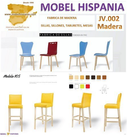 Cat logos mobel hispania mobiliario para oficinas - Maderas hispania ...